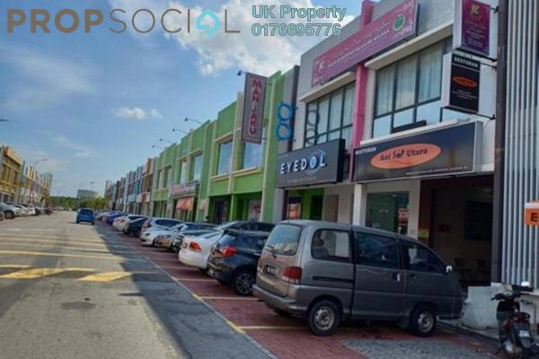 For Rent Shop at BSP Village @ One BSP, Bandar Saujana Putra Freehold Unfurnished 0R/2B 1.2k