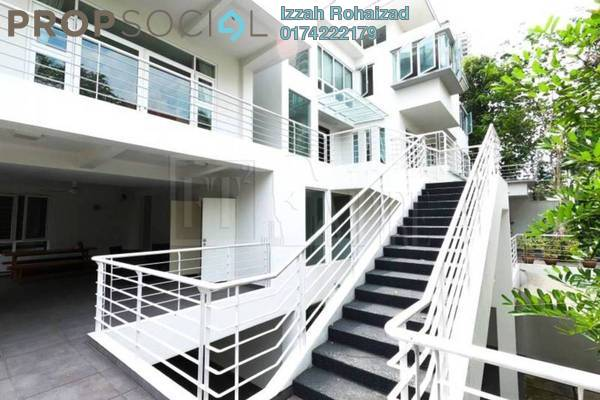 For Sale Bungalow at The Residence, Mont Kiara Freehold Fully Furnished 8R/6B 10.5m