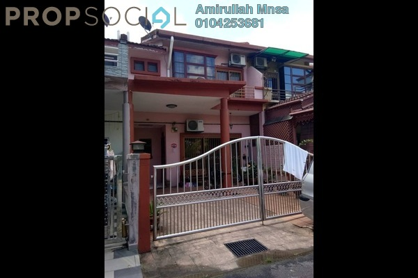 For Sale Land at Taman Puchong Prima, Puchong Freehold Fully Furnished 4R/3B 580k