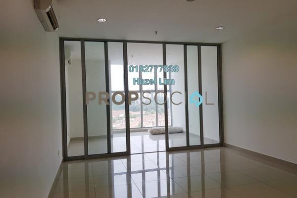 For Rent Condominium at 3Elements, Bandar Putra Permai Freehold Semi Furnished 1R/1B 800translationmissing:en.pricing.unit