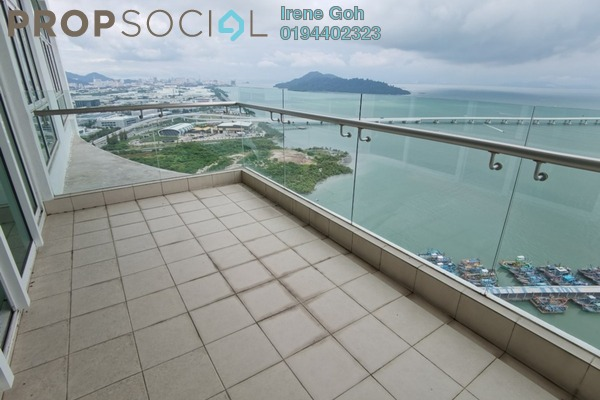 Condominium For Rent in Southbay Plaza @ Southbay City, Batu Maung Freehold Semi Furnished 2R/3B 2k