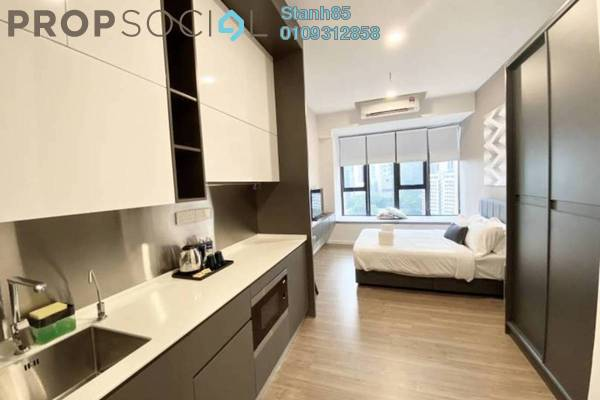 Condominium For Rent in Ceylonz Suites, Bukit Ceylon Freehold Fully Furnished 0R/1B 1.5k