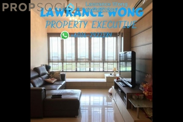 Condominium For Rent in Savanna 1, Bukit Jalil Freehold Fully Furnished 3R/2B 1.9k