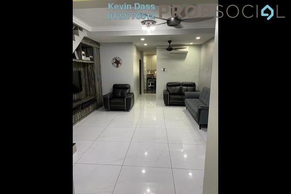 For Rent Terrace at Taman Puchong Utama, Puchong Freehold Fully Furnished 4R/3B 3k