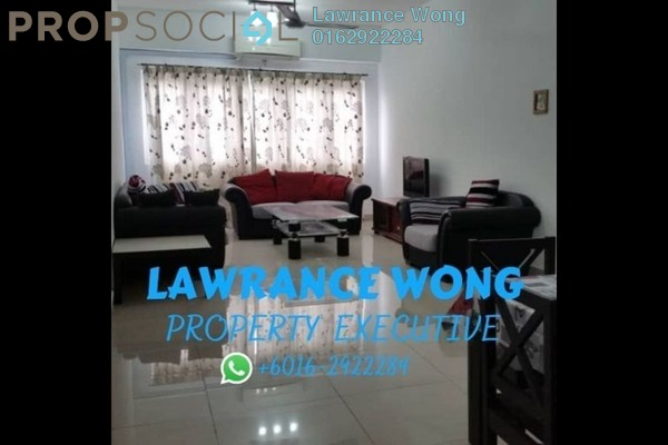 For Rent Condominium at Casa Desa, Taman Desa Freehold Fully Furnished 3R/2B 1.9k