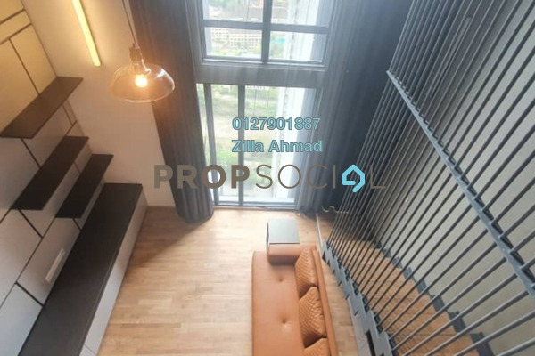 For Rent Condominium at TWY Mont Kiara, Mont Kiara Freehold Fully Furnished 1R/1B 3.5k