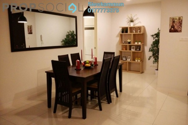 For Rent Condominium at Verdana, Dutamas Freehold Fully Furnished 3R/3B 3.3k