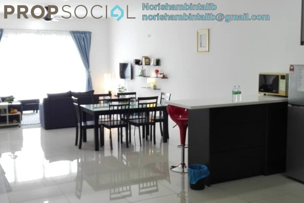 For Rent Condominium at Da Men, UEP Subang Jaya Freehold Fully Furnished 2R/2B 2.6k