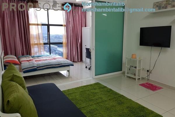 For Rent Condominium at Zeva, Bandar Putra Permai Freehold Fully Furnished 1R/1B 1.05k