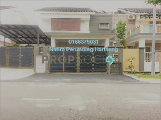 For Sale Semi-Detached at Saujana Villa, Kajang Freehold Semi Furnished 5R/5B 1.05m