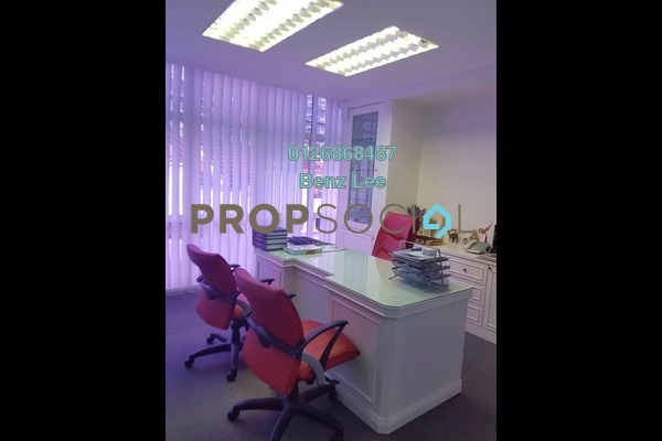 Office For Sale in Perdana The Place, Damansara Perdana Freehold Fully Furnished 0R/0B 440k