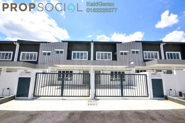 Terrace For Sale in Jalan Ambang Suria, Bandar Puncak Alam Freehold Unfurnished 4R/3B 420k
