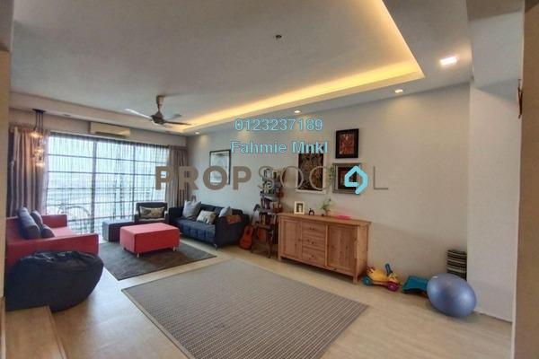 Condominium For Sale in Sterling, Kelana Jaya Leasehold Semi Furnished 3R/2B 720k
