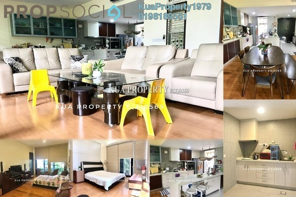 For Sale Villa at Eden-on-the-Park, Kuching Freehold Fully Furnished 2R/2B 1.25m
