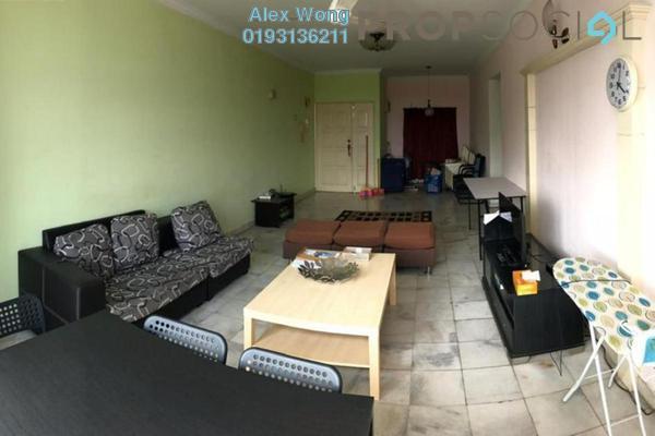 Apartment For Sale in Endah Regal, Sri Petaling Freehold Fully Furnished 3R/2B 480k