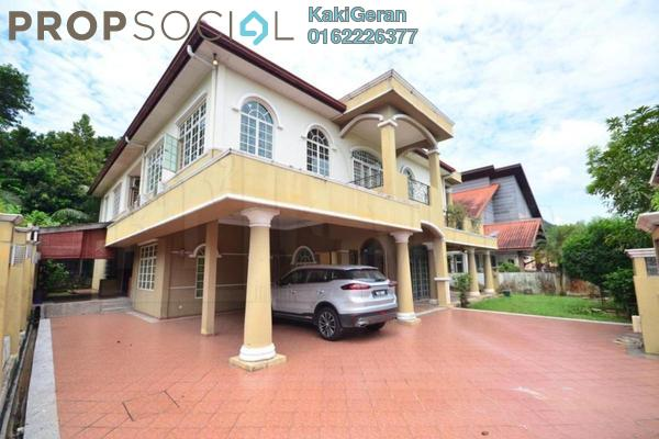 For Sale Bungalow at Section 13, Shah Alam Freehold Fully Furnished 8R/4B 3.1m