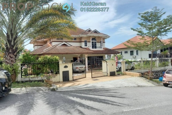 For Sale Bungalow at Section 8, Shah Alam Freehold Fully Furnished 6R/4B 1.8m