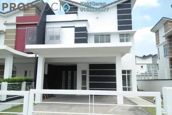 For Sale Semi-Detached at Greenhill Residence, Shah Alam Freehold Unfurnished 5R/5B 840k