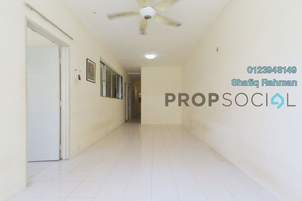For Sale Apartment at Residensi Bistaria, Ukay Freehold Semi Furnished 3R/2B 275k
