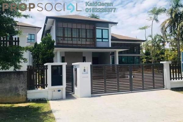 For Sale Bungalow at Subang Bestari, Subang Freehold Unfurnished 7R/8B 2.3m