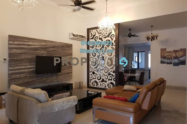 Terrace For Rent in Puteri 6, Bandar Puteri Puchong Freehold Fully Furnished 4R/4B 3k