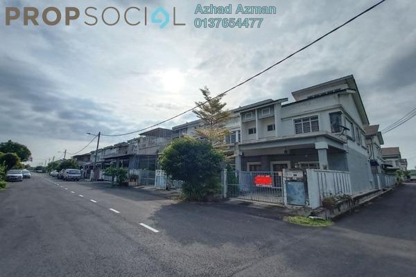 Terrace For Sale in TCS Arcadia, Bandar Saujana Putra Leasehold Unfurnished 4R/3B 550k