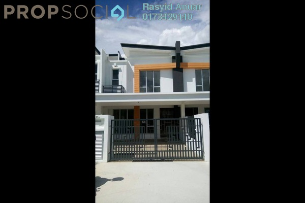 Terrace For Sale in Setia EcoHill, Semenyih Freehold Semi Furnished 4R/4B 770k