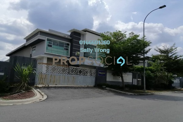 For Sale Factory at Semenyih Hi-Tech Industrial Park, Semenyih Freehold Unfurnished 0R/0B 2.1m
