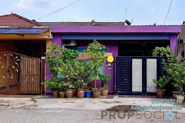 For Sale Terrace at Taman Puchong Perdana, Puchong Freehold Unfurnished 3R/1B 400k