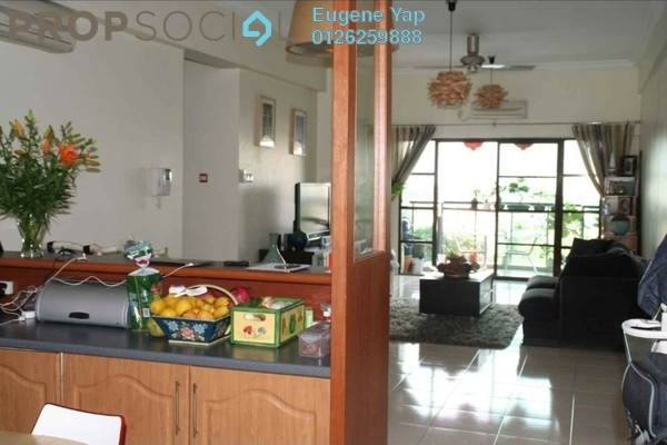 Condominium For Rent in Hartamas Regency 1, Dutamas Freehold Semi Furnished 4R/3B 3.5k