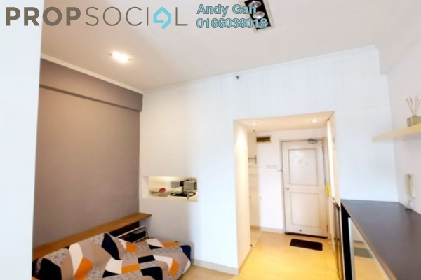 Serviced Residence For Rent in Mayfair, Sri Hartamas Freehold Fully Furnished 0R/1B 1.2k