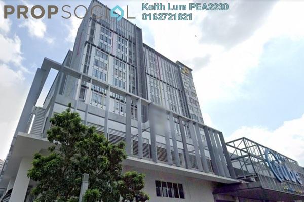 Office For Sale in Dataran Prima, Kelana Jaya Freehold Semi Furnished 2R/0B 530k