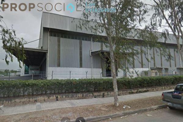 For Rent Factory at Perdana Industrial Park, Port Klang Freehold Unfurnished 0R/0B 208k
