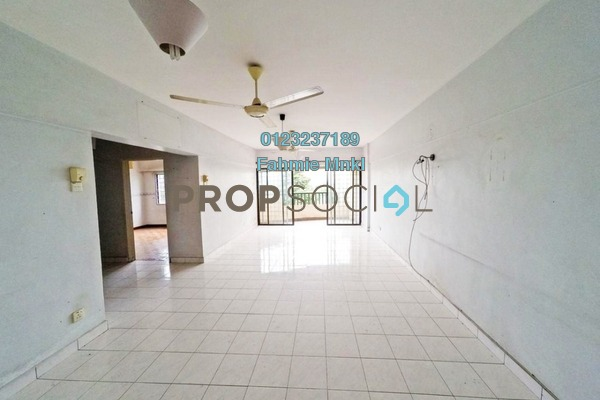 Apartment For Sale in Anjung Hijau, Bukit Jalil Freehold Unfurnished 2R/2B 380k