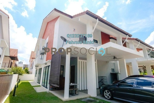 Semi-Detached For Sale in Alam Sutera, Bukit Jalil Leasehold Semi Furnished 5R/6B 1.7m