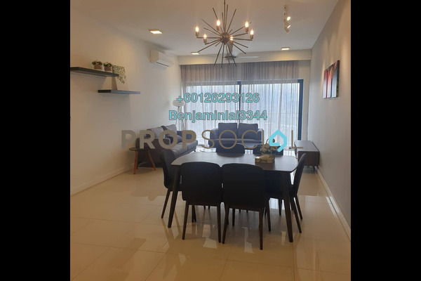 For Rent Condominium at The Westside Three, Desa ParkCity Freehold Fully Furnished 3R/4B 5k