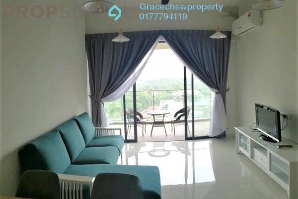 Condominium For Rent in Country Garden Danga Bay, Danga Bay Freehold Fully Furnished 3R/3B 2.3k