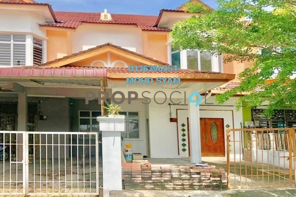 Terrace For Sale in Taman Arked, Dengkil Freehold Unfurnished 4R/3B 348k