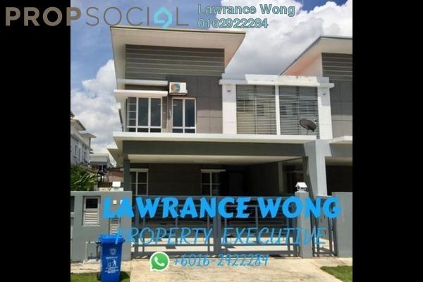 Semi-Detached For Rent in Setia Damai, Setia Alam Freehold Semi Furnished 5R/5B 2.2k