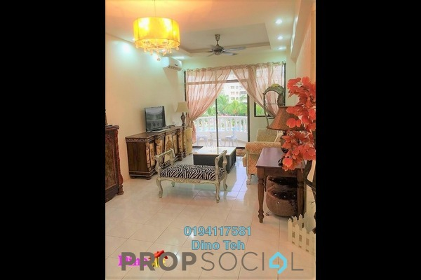 Condominium For Sale in Grand View, Tanjung Tokong Freehold Fully Furnished 3R/2B 698k