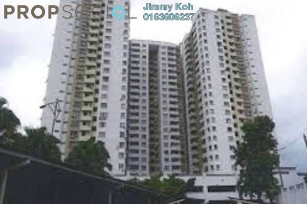 Condominium For Sale in Seri Mas, Bandar Sri Permaisuri Freehold Semi Furnished 1R/1B 230k