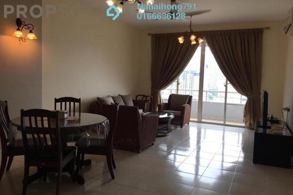 Condominium For Rent in BaysWater, Gelugor Freehold Fully Furnished 3R/2B 2.4k