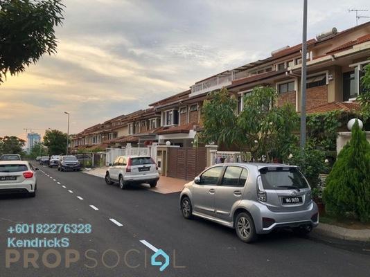 For Rent Terrace at Puteri 11, Bandar Puteri Puchong Freehold Semi Furnished 5R/4B 2.5k