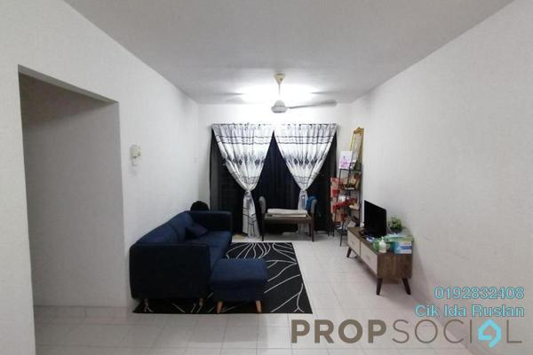 For Rent Apartment at Alam Prima, Shah Alam Freehold Unfurnished 3R/2B 1.2k