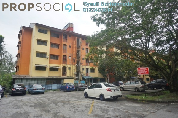 For Sale Apartment at Section 6, Shah Alam Freehold Unfurnished 2R/1B 200k