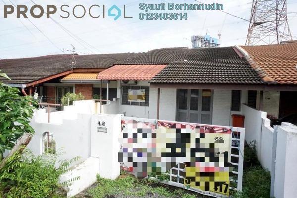 Terrace For Sale in SS4, Kelana Jaya Freehold Unfurnished 4R/1B 600k