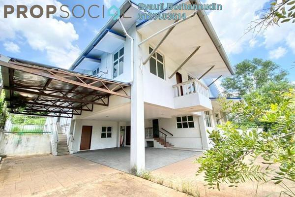 For Sale Bungalow at Section 7, Shah Alam Freehold Unfurnished 4R/4B 2.5m