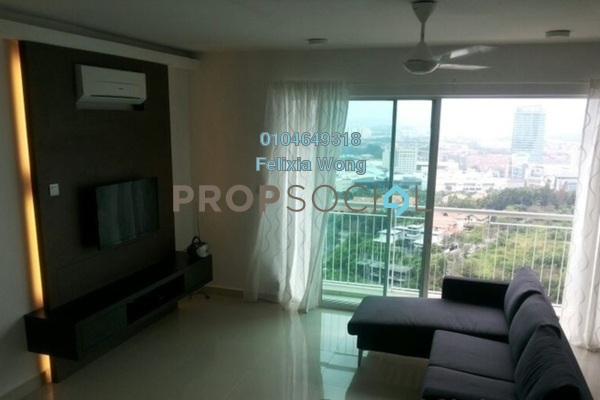 For Rent Condominium at M Suites, Ampang Hilir Freehold Fully Furnished 1R/1B 1.5k