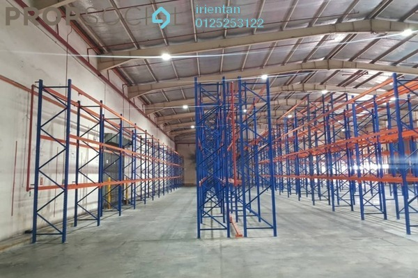 For Rent Factory at Subang Alam, Shah Alam Freehold Unfurnished 0R/0B 36k