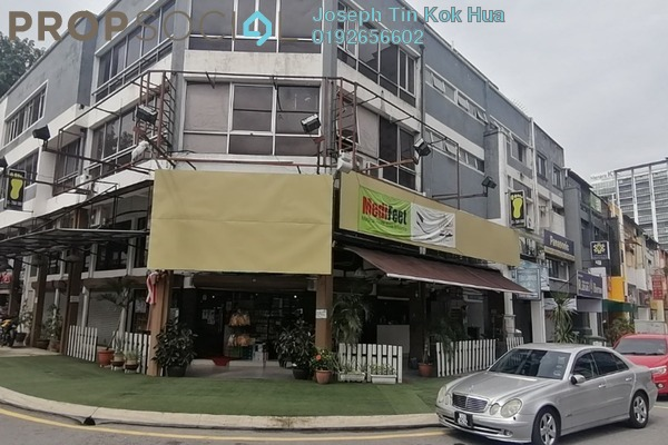 For Rent Shop at Taman OUG, Old Klang Road Freehold Fully Furnished 0R/0B 7k